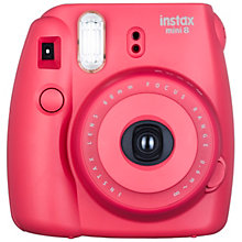 FUJIFILM INSTAX MINI RASPBERRY