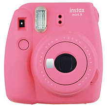 FUJIFILM INSTAX MINI 9 FLAMING