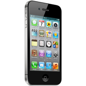 iPhone 4S 16GB (sort) Telenor