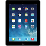 iPad 2 16 GB Wi-Fi (Sort)