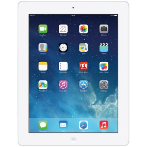 iPad 2 16 GB Wi-Fi (hvit)