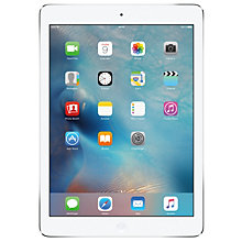 iPad Air 16GB (Silver)