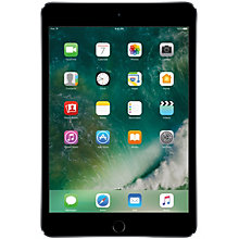 iPad mini 4 128 GB Wi-Fi – space grey