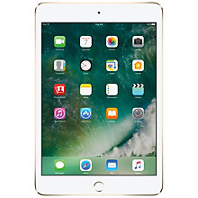 iPad Mini 4 128GB (Gold)