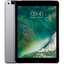 iPad 128 GB Wi-Fi + 4G/LTE - space grey