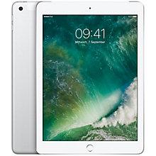 iPad 128 GB Wi-Fi + 4G/LTE - sølv