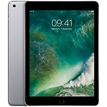 iPad 128 GB (Space Gray)