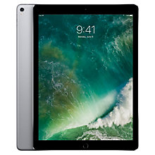 "iPad Pro 12.9"" 256 GB WiFi (space grey)"