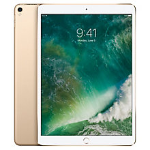 iPad Pro 10.5 256GB (Gold)