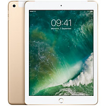iPad 128 GB 4G (Gold)