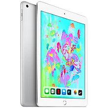 iPad (2018) 128 GB WiFi + Cellular (sølv)