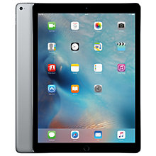 iPad Pro 12.9 256GB (Space Gray)