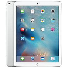 iPad Pro 12.9 256GB 4G (Silver)