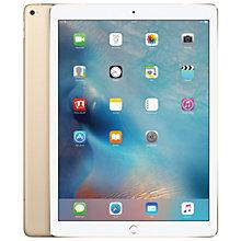 iPad Pro 12.9 256GB 4G (Gold)