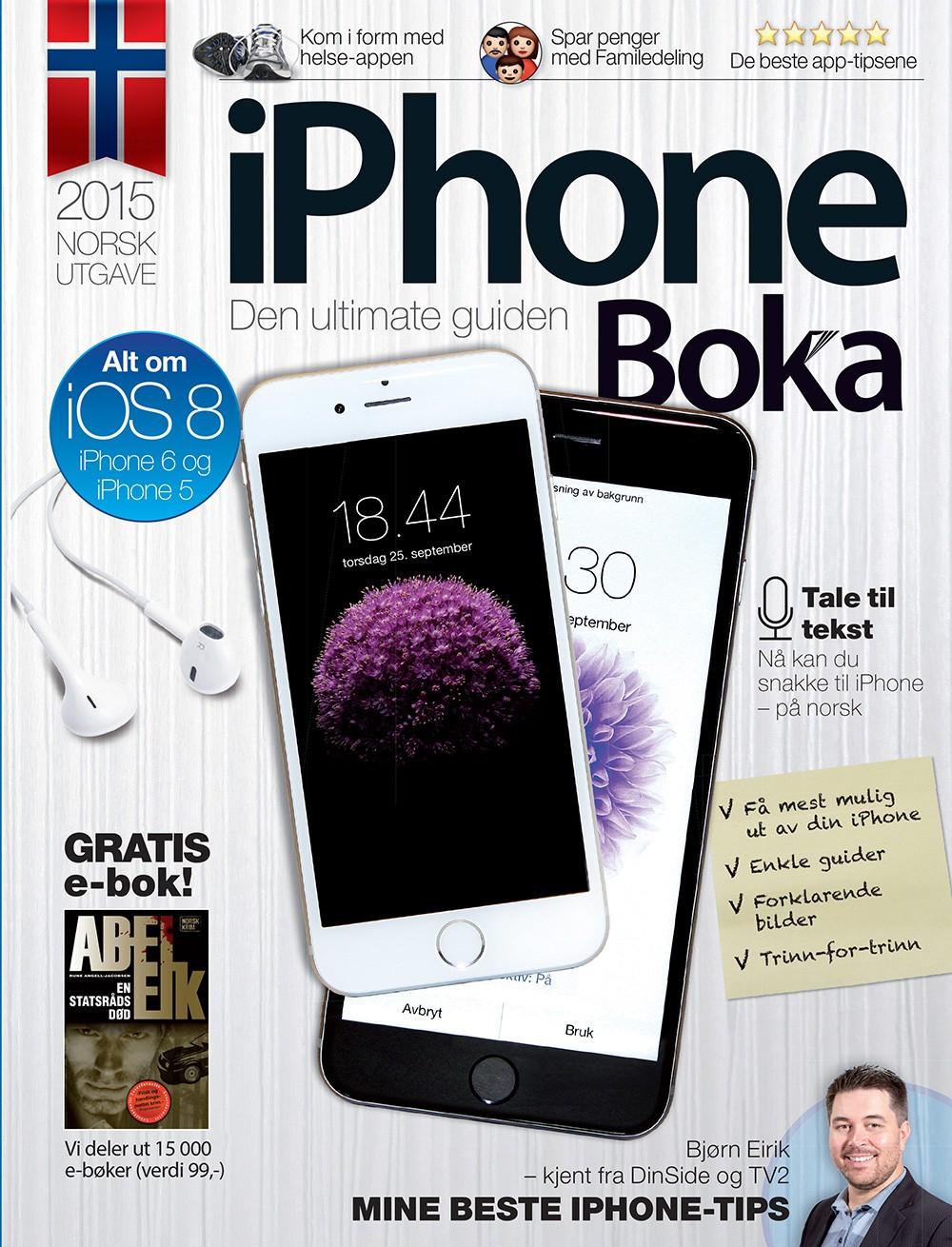 9788293321293 : iPhone Boka 2015