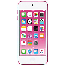 IPOD TOUCH 16GB PINK 6.GEN