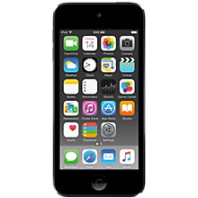 IPOD TOUCH 16GB SPACE GRAY 6.GEN