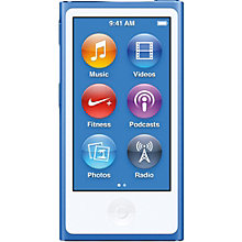 IPOD NANO 16GB BLUE 8.GEN