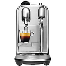 Nespresso Creatista Plus kapselmaskine J520EU