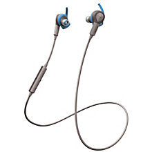 JABRA HEADPHONES COACH IE BT BLUE