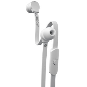 a-Jays One+ in-ear Hörlurar (vita)