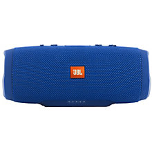 JBL Charge 3 trådløs højttaler - blå