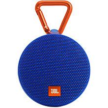 JBL Clip 2 trådløs højttaler - blå