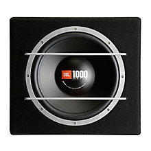 300mm CS sealed subwoofer box