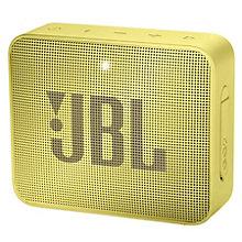 JBL A/V SPEAKER YELLOW
