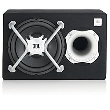 Amplified 12 inch subwoofer box