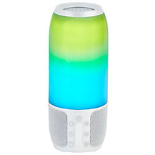 JBL Pulse 3 højtaler (hvid)