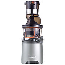 KENWOOD SLOW JUICER SILVER