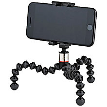 Joby Griptight One mount and Gorillapod Stand tripod