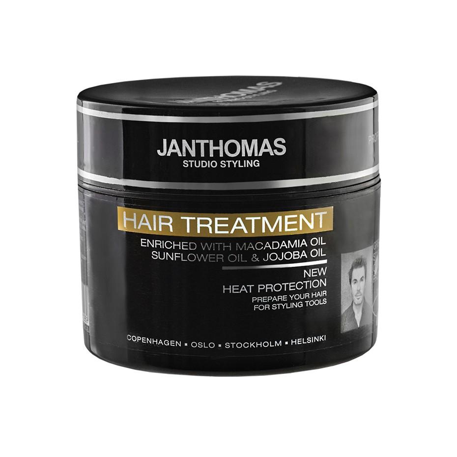 Varmebeskyttende hårbehandling fra Jan Thomas