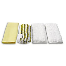 K?RCHER MICROFIBER CLOTH SET BATHROOM