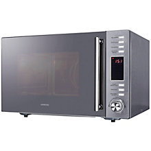 KENWOOD MICRO 30L CONVECTION AUTO STEEL