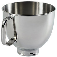 KITCHENAID BOWL STAINLESS STEEL 4.83 L