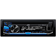 JVC CAR STEREO FM/BT/USB/AUX