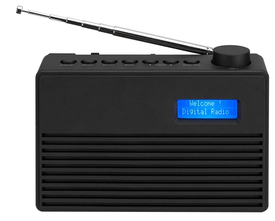 KH530B : Hitachi FM/DAB+ radio KH530B