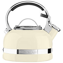 KITCHENAID STOVE TOP KETTLE 1,9 L ALMOND CREAM