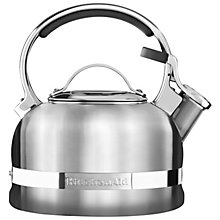 KITCHENAID STOVE TOP KETTLE 1,9 L STAINLESS STEEL