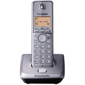 Panasonic KX-TG2711 DECT-telefon - Fast telefoni - Elgiganten