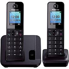 Panasonic dect KXTGH212 DUO