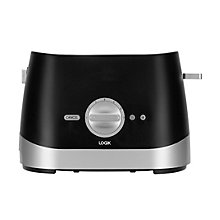LOGIK TOASTER BLACK