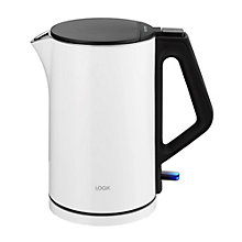 LOGIK KETTLE 1,5L WHITE