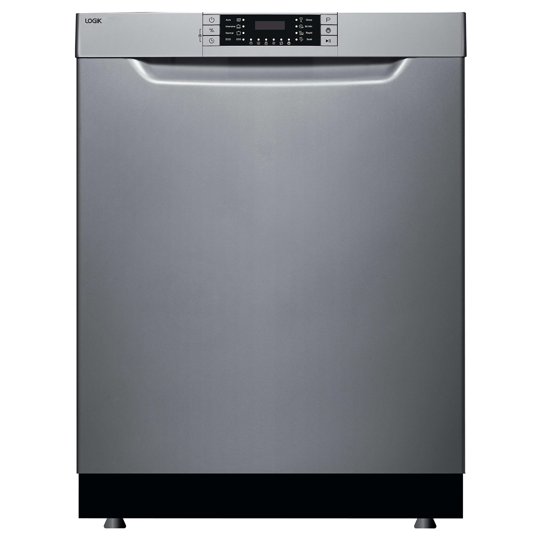 LDW60X16N : Logik oppvaskmaskin LDW60X16N (stål)