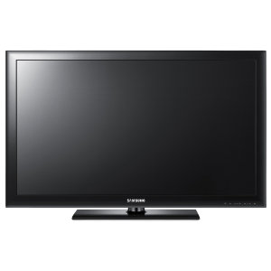 "Samsung 40"" Full HD fladskærms TV LE-40D504"