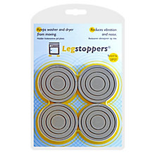LEGSTOPPERS FOR WASH AND DRYER