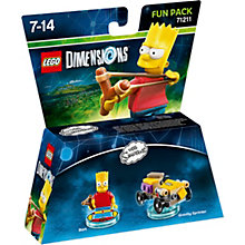 LEGO DIMENSIONS FUN PACK: BART (SIMPSONS)