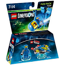 LEGO DIMENSIONS FUN PACK: BENN